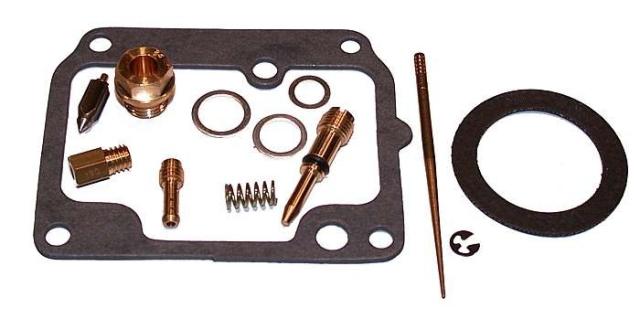 Remplacement Carburateur 4 pi/èces Carburateur Carburateur Joint collecteur dadmission Boot Noir 5DM-13586-01 for Accessoires Moto FZS600 FAZER FZS 600 1998-2003 Kit Carburateur